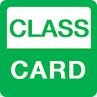 Class cards (ClassCard) - Our class vocabulary, memorizing / English icon