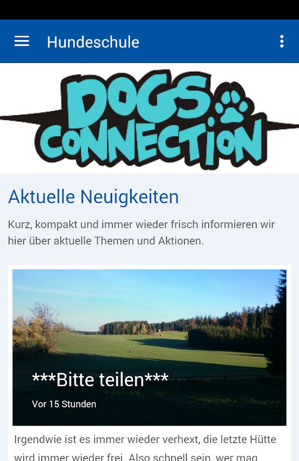 Dogs Connection- screenshot