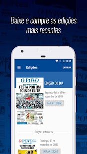O POVO Digital- screenshot thumbnail