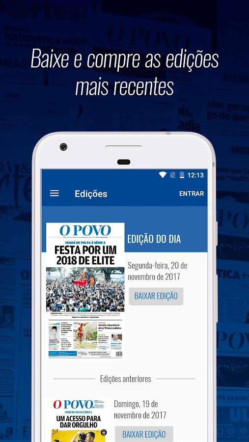 O POVO Digital- screenshot