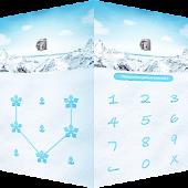 Tải AppLock Theme Snow Mountain APK