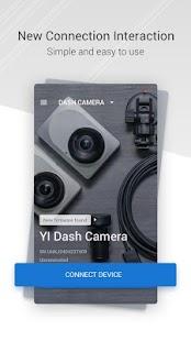 YI Dash Cam - náhled