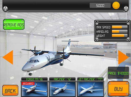 Extreme Airplane simulator 2019 Pilot Flight games apkpoly screenshots 8