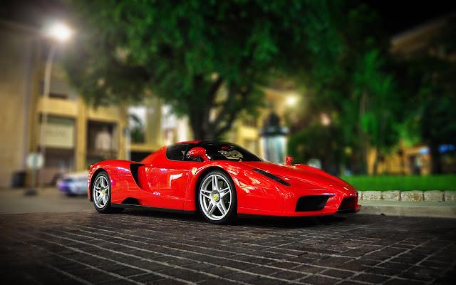 Ferrari Enzo Tab
