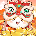 Genki Village - Animal Kingdom Idle Clicker icon