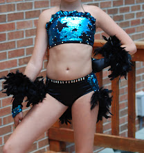 Photo: To buy (Aspire-Baby I'm a Star) email me at Pam@act2dancecostumes.com  Custom Made! $125.00 Size child Med/Large Qty (1) One  Shipping $10 plus 3%paypal fee to US. International shipping please email full address for quote. Returns within 7 days of receipt in same condition. (PL)