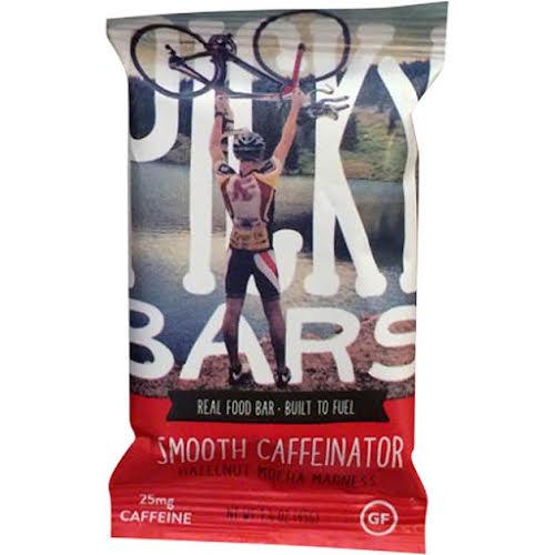 Picky Bars Smooth Caffeinator Real Food Bar - Box of 10