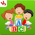 Learn alphabet & learn letters icon
