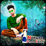 Nature Photo Editor - Nature Photo Frame App