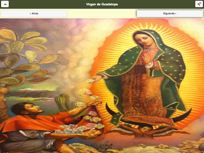 Virgen de Guadalupe- screenshot thumbnail