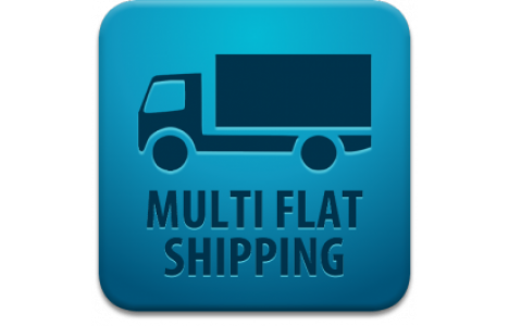 magento multiple flat shipping methods
