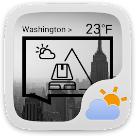CITYCHAT GO WEATHER THEME EX