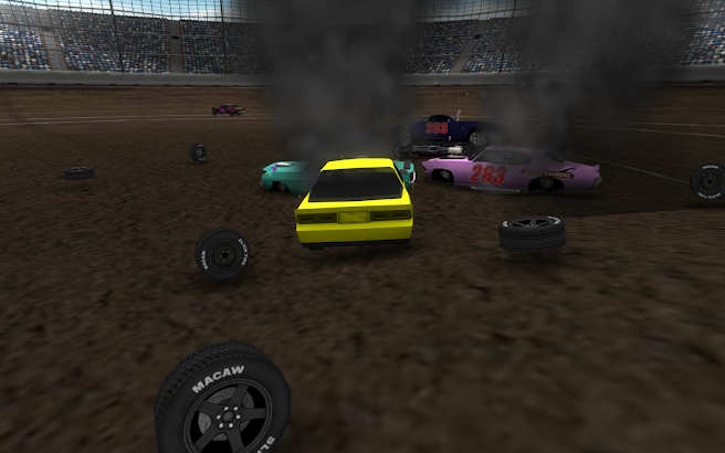 Demolition Derby- screenshot thumbnail