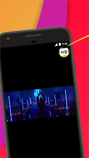 HQ Player - Hide Quickly Video Player 2.0 screenshots 1