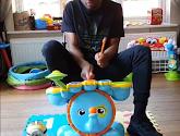 Christian Kabasele deelde een filmpje van zijn nieuwste tijdverdrijf