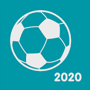 Results for EuroCup Football 2020