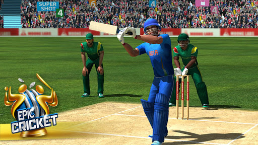 Epic Cricket - Best Cricket Simulator 3D Game for PC