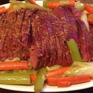 Guinness Corned Beef.