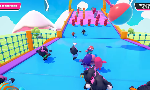 Fall Guys Game Walkthrough screenshot 10