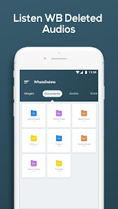 WhatsDelete: Recover Deleted Messages of WhatsApp  Download For Android 6