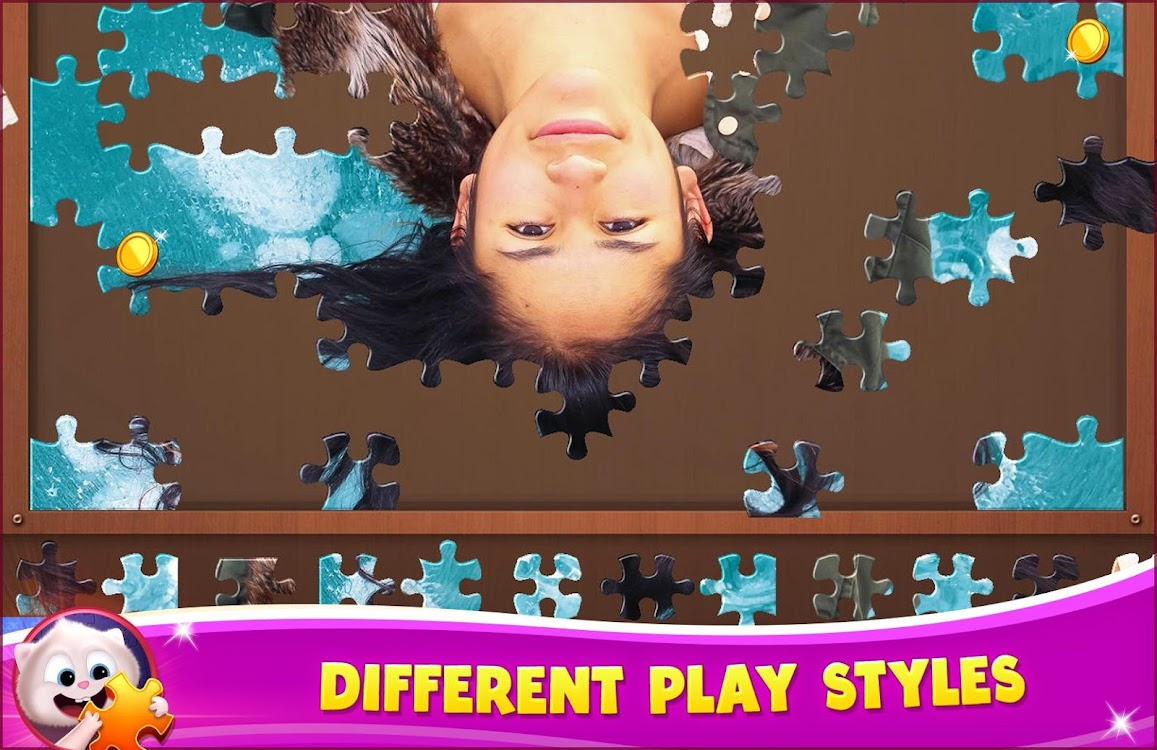 Jigsaw Puzzle Quest: Free and Epic Image Puzzles – (Android