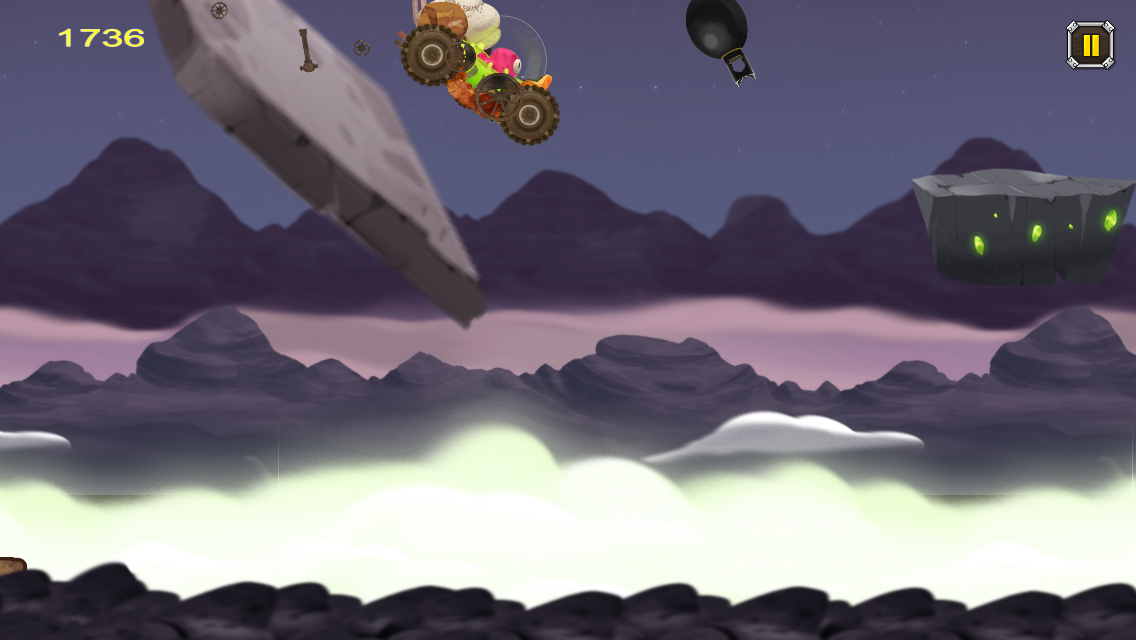 Octopus Adventure- screenshot