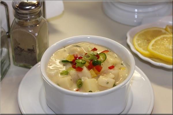 In 3 - 5 quart soup pot , medium high ( in this order)...