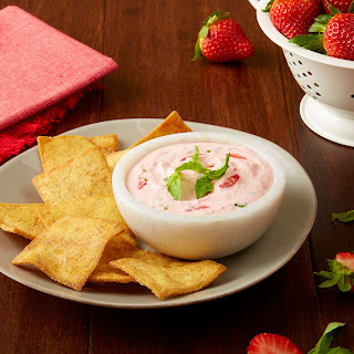 Strawberry Basil Dip