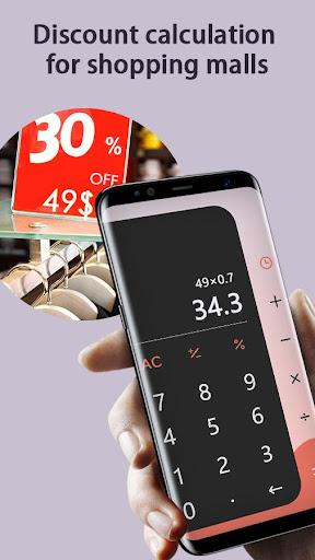 Calculator 1.2 screenshots 1