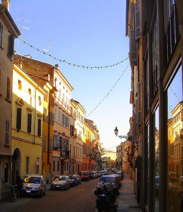 Город Парма, Италия