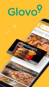 Glovo: Order Anything. Food Delivery and Much More 5.53.0