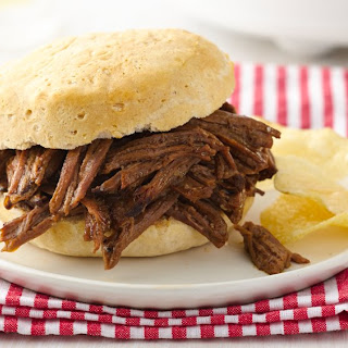 Slow-Cooker Texas Beef Brisket.