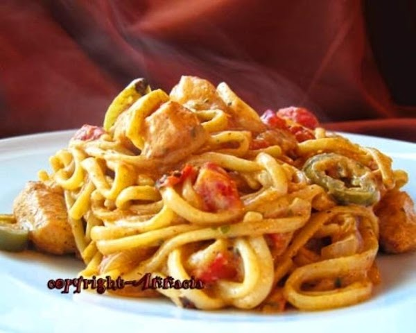 Southwestern Pasta Recipe