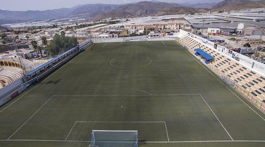 El Estadio Salva Sevilla acoge el I Torneo de Fútbol Base Ciudad de Berja