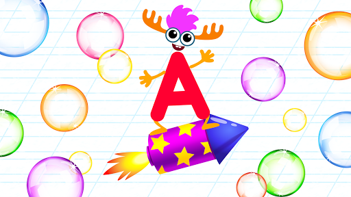 Bini Super ABC! Preschool Learning Games for Kids!  screenshots 7