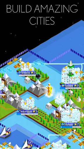 The Battle of Polytopia  captures d'écran 2