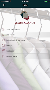 Classic Cleaners Indiana- screenshot thumbnail
