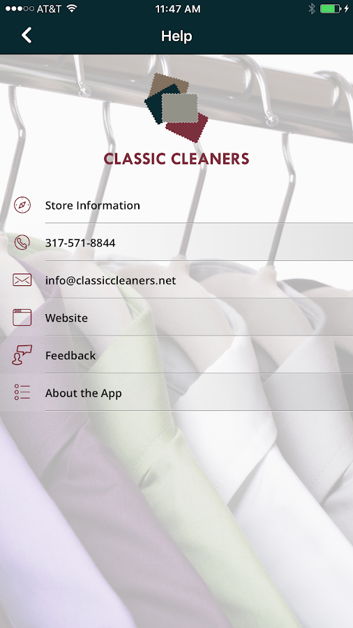 Classic Cleaners Indiana- screenshot