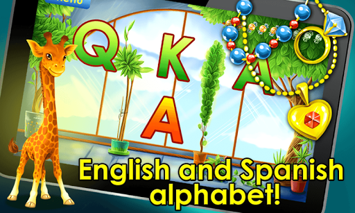 ABC Alphabet! ABCD games! Learn letters apkpoly screenshots 4