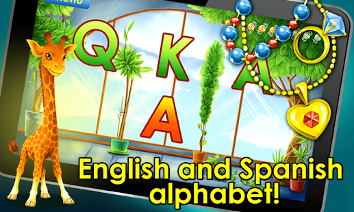 Game ABC Alphabet games for toddlers! Learning letters! APK for Windows Phone