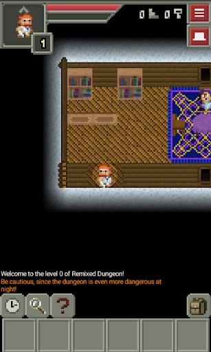 Remixed Dungeon: Pixel Art Roguelike apkdebit screenshots 8