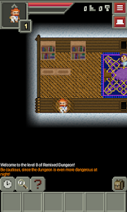 Remixed Dungeon: Pixel Art Roguelike 8