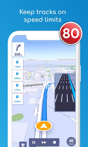 Police Speed & Traffic Camera Radar & Detector 1.93 screenshots 3