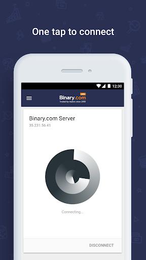 Binary VPN 1.2.5 screenshots 2