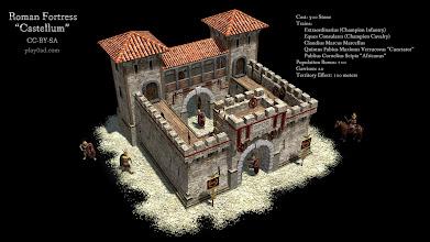 Photo: Roman Fortress