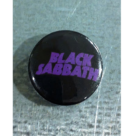 Badge - Black Sabbath