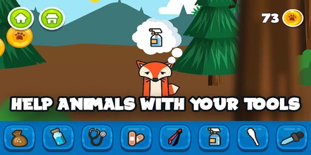 Vet Island - Pet Pal Helper- screenshot thumbnail