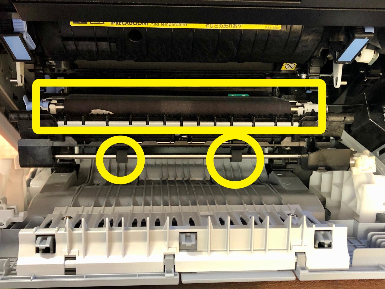 How To Clean Your Printer Rollers Toner Buzz