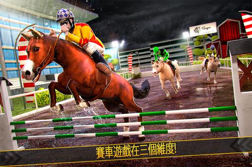 我的馬 賽馬 游戲 . 騎馬 冒險 跑馬機 競賽 模擬器