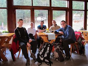 Photo: 03.Grupa szturmowa w komplecie: Łukasz, Ania, Mało-rycy, Kisiel i Piotr-maruda ;)